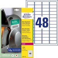 Avery Zweckform L7911-10 öntapadós etikett címke