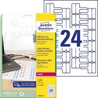 Avery Zweckform L7950-20 öntapadó etikett címke