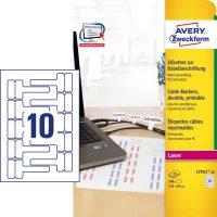 Avery Zweckform L7951-20 öntapadó etikett címke