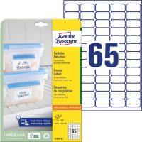 Avery Zweckform L7971-25 öntapadó etikett címke