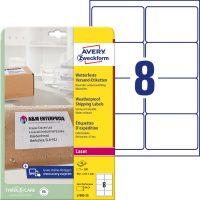 Avery Zweckform L7993-25 öntapadó etikett címke