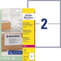 Avery Zweckform L7996-25 öntapadó etikett címke