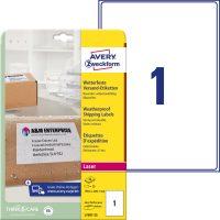 Avery Zweckform L7997-25 öntapadó etikett címke