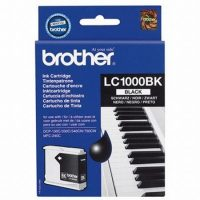 Brother LC1000B tintapatron - fekete (Brother LC1000B)