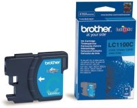 Brother LC1100C tintapatron - cián (Brother LC1100C)
