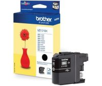 Brother LC121B tintapatron - fekete (Brother LC121B)