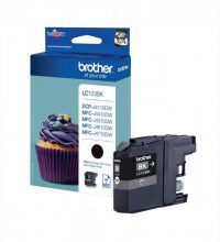 Brother LC123B tintapatron - fekete (Brother LC123B)