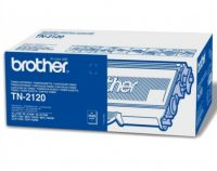 Brother TN-2120 festékkazetta - fekete (Brother TN-2120)
