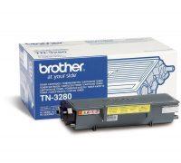 Brother TN-3280 festékkazetta - fekete (Brother TN-3280)