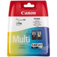 Canon PG-540/CL-541 Multipack - 1 darab Canon PG-540, 1 darab Canon CL-541 tintapatron egy csomagban (Canon PG-540/CL-541 Multipack)