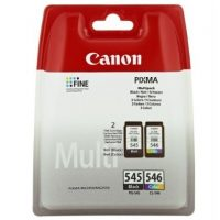 Canon PG-545/CL-546 ink multipack (Canon PG-545/CL-546) - fekete és színes tintapatron csomag (Canon 545MP)