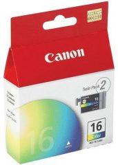 Canon BCI-16C tintapatron - színes (Canon BCI-16C)