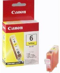 Canon BCI-6Y tintapatron - sárga (Canon BCI-6Y)