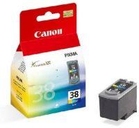 Canon CL-38 tintapatron - színes (Canon CL-38)