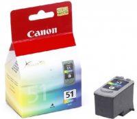 Canon CL-51 tintapatron - színes (Canon CL-51)