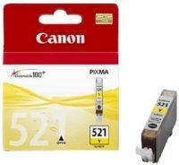Canon CLI-521Y tintapatron - sárga (Canon CLI-521Y)