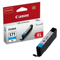 Canon CLI-571C XL tintapatron - ciánkék (Canon CLI-571C XL)