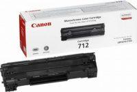 Canon CRG-712 toner cartridge - black (Canon CRG 712)