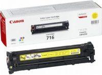 Canon CRG-716 Y toner cartridge - yellow (Canon CRG 716 Y)