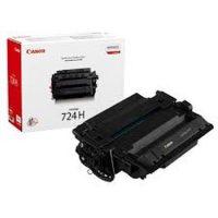 Canon CRG-724H toner cartridge (Canon 724H) - black, fekete festékkazetta (Canon CRG-724H)