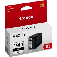 Canon PGI-1500XL black tintapatron - fekete (Canon PGI-1500XL Bk)