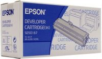 Epson S050167 toner cartridge - black (Epson C13S050167)
