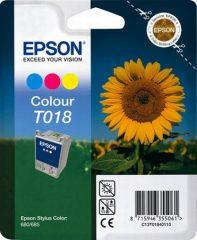 Epson T018401 tintapatron - színes - 1 patron / csomag (Epson C13T01840110)