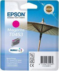 Epson T04534010 tintapatron - bíborvörös színű - 1 patron / csomag (Epson C13T04534010)