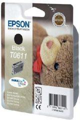 Epson T06114010 tintapatron - fekete színű - 1 patron / csomag (Epson C13T06114010)