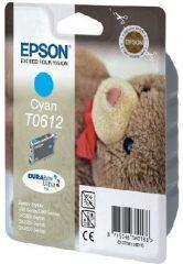 Epson T06124010 tintapatron - ciánkék színű - 1 patron / csomag (Epson C13T06124010)