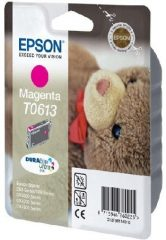 Epson T06134010 tintapatron - bíborvörös színű - 1 patron / csomag (Epson C13T06134010)