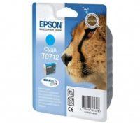 Epson T07124010 tintapatron - ciánkék színű - 1 patron / csomag (Epson C13T07124010)