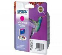 Epson T08034010 tintapatron - bíborvörös színű - 1 patron / csomag (Epson C13T08034010)