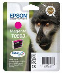 Epson T08934010 tintapatron - bíborvörös színű - 1 patron / csomag (Epson C13T08934010)