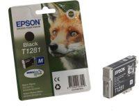 Epson T128140 tintapatron - fekete színű - 1 patron / csomag (Epson C13T12814010)