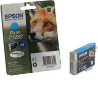 Epson T128240 tintapatron - ciánkék színű - 1 patron / csomag (Epson C13T12824010)