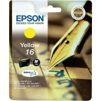 Epson T162410 yellow ink cartridge (Epson 16) - sárga tintapatron (Epson C13T16244010)