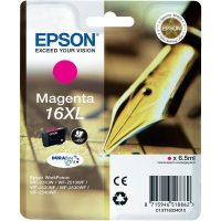 Epson T163310 magenta ink cartridge (Epson 16XL) - bíbor tintapatron (Epson C13T16334010)