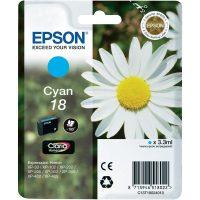 Epson T180210 cyan ink cartridge (Epson 18) - ciánkék tintapatron (Epson C13T18024010)