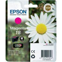 Epson T180310 magenta ink cartridge (Epson 18) - bíbor tintapatron (Epson C13T18034010)