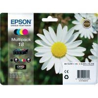 Epson T180610 multipack (Epson 18) - tintapatron csomag (Epson C13T18064010)