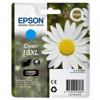 Epson T181210 cyan ink cartridge (Epson 18XL) - ciánkék tintapatron (Epson C13T18124010)