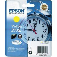 Epson T271440 yellow ink cartridge (Epson 27XL) - sárga tintapatron (Epson C13T27144010)