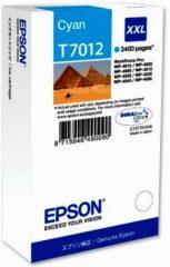 Epson T701240 tintapatron - ciánkék színű - 1 patron / csomag (Epson C13T701240)