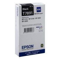 Epson T7891 black ink cartridge - fekete tintapatron (Epson C13T78914010)