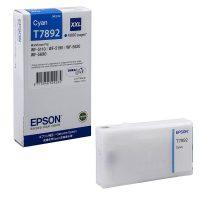 Epson T7892 cyan ink cartridge - ciánkék tintapatron (Epson C13T78924010)