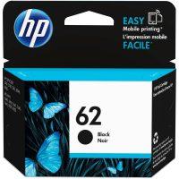 HP C2P04A No. 62 tintapatron - fekete (Hewlett-Packard C2P04A)
