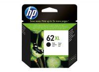 HP C2P05A No. 62XL tintapatron - fekete (Hewlett-Packard C2P05A)
