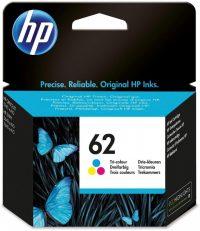 HP C2P06A No. 62 tintapatron - színes (Hewlett-Packard C2P06A)