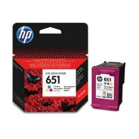 HP C2P11AE No. 651 tintapatron - colour (Hewlett-Packard C2P11A)